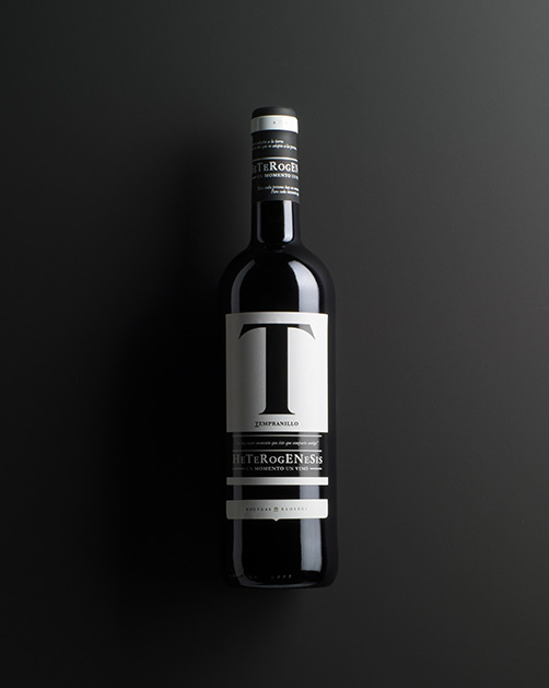Heterogenesis Tempranillo beltza
