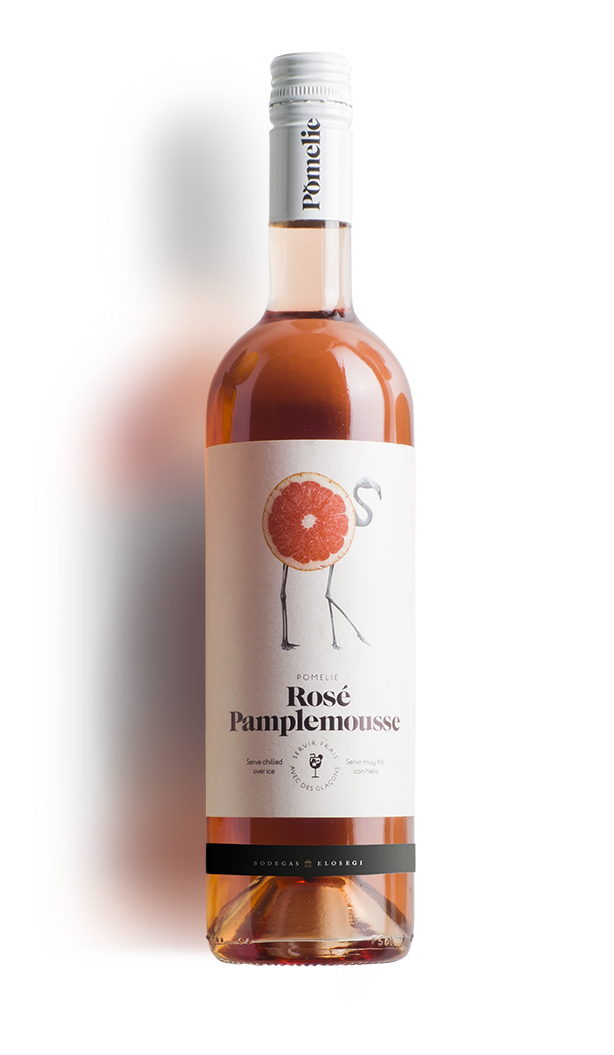Pomelie Collection Rose Grapefruit