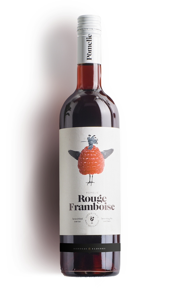 Pomelie Collection Red Raspberry